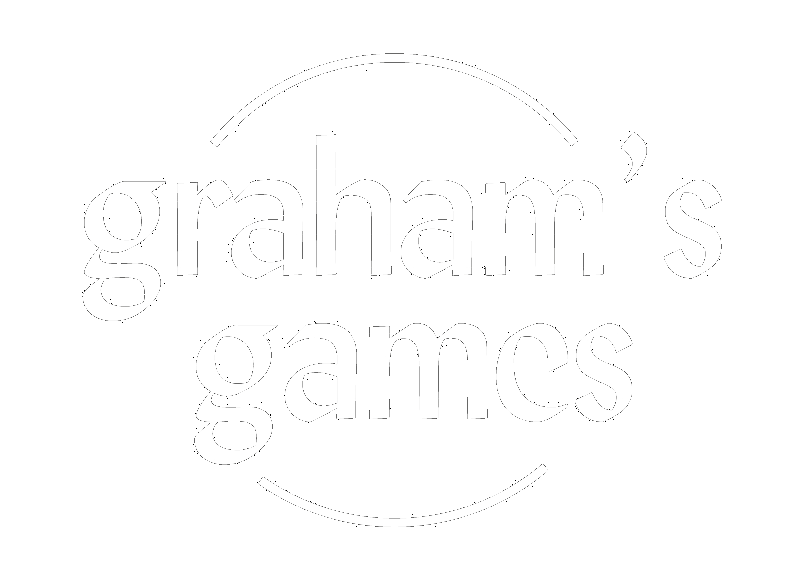 link to external webpage for Graham's Games