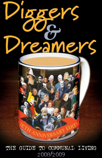Diggers & Dreamers 2008/09
