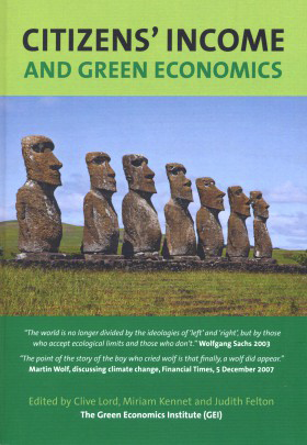 Citizens' Income and Green Economics