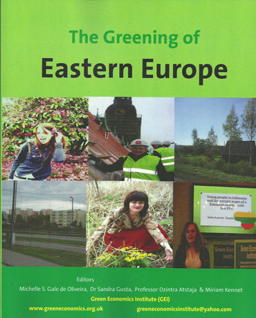 The Greening of Eastern Europe