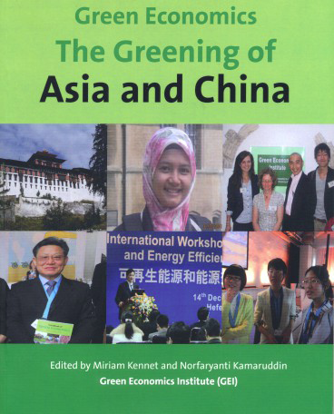 The Greening of Asia and China