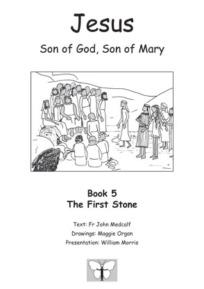 Jesus, Son of God, Son of Mary: Book 5: The First Stone