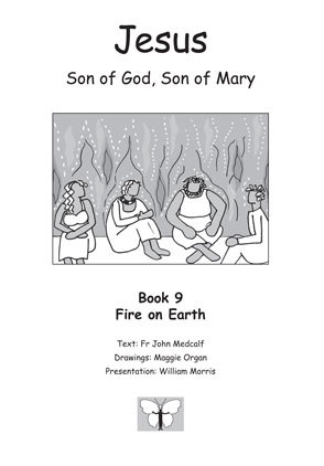 Jesus, Son of God, Son of Mary: Book 9: Fire on Earth