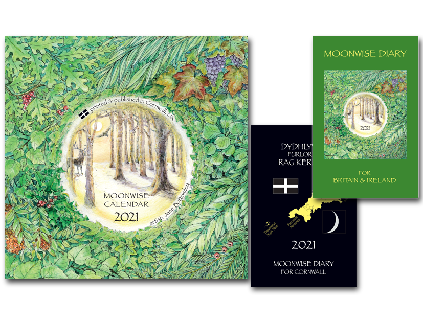 Moonwise Calendars and Diaries