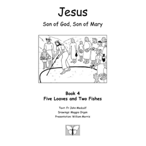 Cartoon Jesus Book 4