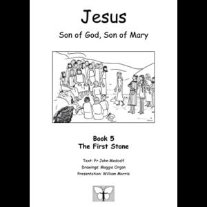 Cartoon Jesus Book 5
