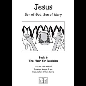 Cartoon Jesus Book 6