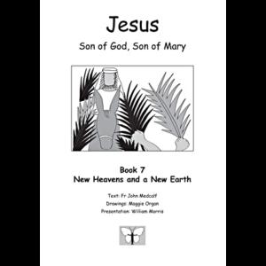 Cartoon Jesus Book 7